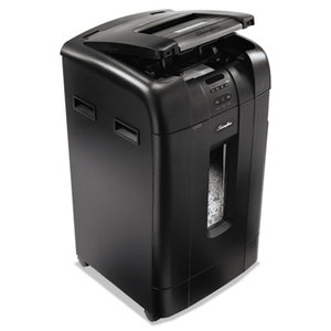 ACCO Brands Corporation 1757578-US Stack-and-Shred 750X Auto Feed Heavy Duty Shredder, Super Cross-Cut, 750 Sheets by SWINGLINE