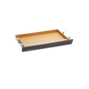 HON COMPANY 1526N Laminate Angled Center Drawer, 26w x 15 3/8d x 2 1/2h, Mahogany by HON COMPANY