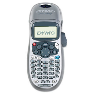 DYMO 21455 LetraTag Plus LT-100H Label Maker, 2 Lines, 3 1/10w x 2 3/5d x 8 3/10h by DYMO