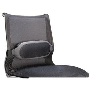 Fellowes, Inc FEL9311601 I-Spire Series Lumbar Cushion, 13-3/8w x 6-1/8d x 2-5/8h, Gray by FELLOWES MFG. CO.