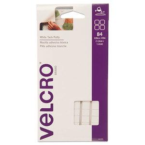 Velcro Industries B.V 91396 Sticky Fix Tak, Removable, 84 Squares/Pack by VELCRO USA, INC.
