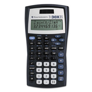 TEXAS INSTRUMENTS INC. TI-30XIIS TI-30X IIS Scientific Calculator, 10-Digit LCD by TEXAS INSTRUMENTS
