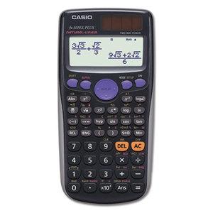 Casio Computer Co., Ltd FX300ESPLUS FX-300ESPLUS Scientific Calculator, 10-Digit, Natural Textbook Display, LCD by CASIO, INC.