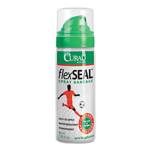 Medline Industries, Inc CUR76124 Flex Seal Spray Bandage, 40mL by MEDLINE INDUSTRIES, INC.
