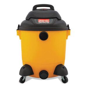 Economical Wet/Dry Vacuum, 12gal Capacity, 23lb, Black/Yellow by SHOPVAC