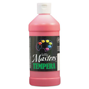 Rock Paint Distribution Corp 201-720 Tempera Paint, Red, 16 oz by ROCK PAINT DISTRIBUTING CORP.