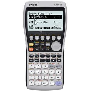 Casio Computer Co., Ltd FX-9860GII FX-9860GII Advanced Graphing Calculator