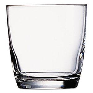 Office Settings Inc CEX10 Marbel Beverage Glasses, 10.5oz, Clear, 6/Box by OFFICE SETTINGS