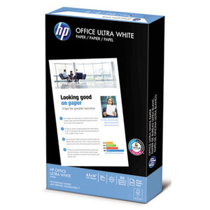 Hewlett-Packard 00142-2 Office Ultra-White Paper, 92 Bright, 20lb, 8-1/2 x 14, 500/Ream by HEWLETT PACKARD COMPANY