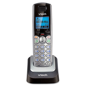 VTech Holdings, Ltd DS6101 Two-Line Cordless Accessory Handset for DS6151 by VTECH COMMUNICATIONS
