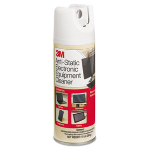 3M CL600 Antistatic Electronic Equipment Cleaner, Oil/Wax-Free, 10oz Aerosol by 3M/COMMERCIAL TAPE DIV.