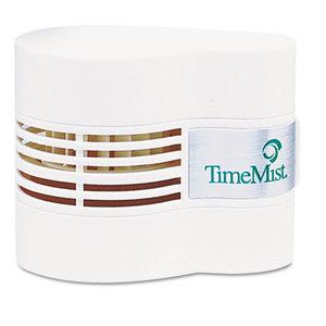 Zep, Inc. TMS 32-1740TM Continuous Fan Fragrance Dispenser, 4 1/2 x 3 x 3 3/4, White by ZEP INC.
