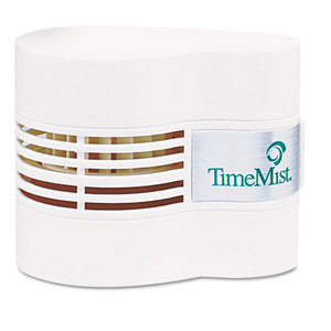 Continuous Fan Fragrance Dispenser, 4 1/2 x 3 x 3 3/4, White by ZEP INC.