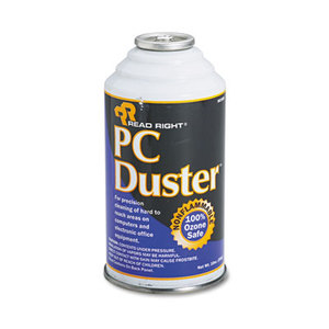 PC Duster Nonflammable Spray Refill, 10oz Can by READ/RIGHT