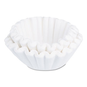 Bunn-O-Matic Corporation BUNGOURMET504 Commercial Coffee Filters, 1.5 Gallon Brewer, 500/Pack by BUNN-O-MATIC
