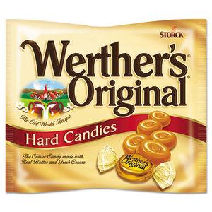 Storck 039856 Original Butter & Cream Hard Candies, 9oz Bag by STORCK