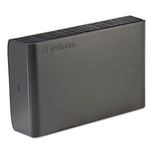 Verbatim America, LLC 97581 Store N Save Desktop Hard Drive, USB 3.0, 3 TB by VERBATIM CORPORATION