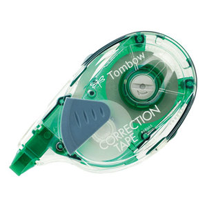"AMERICAN TOMBOW INC. 68665 MONO Refillable Correction Tape, 1/6"" x 472"" by AMERICAN TOMBOW INC."