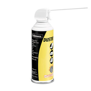 Fellowes, Inc 9963101 Air Duster, 152A Liquefied Gas, 10oz Can by FELLOWES MFG. CO.